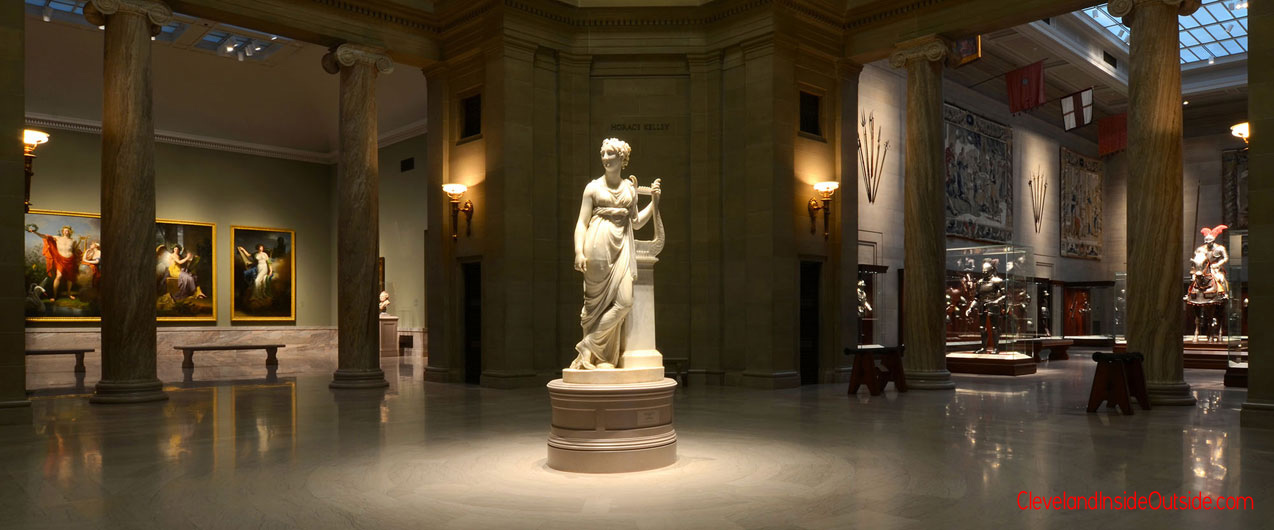 Cleveland Museum Of Art Gallery